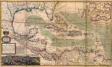 A Map of the West Indies
