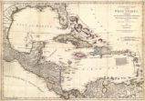 A Compleat (sic) Map of the West Indies