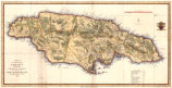 A Map of the Island of Jamaica