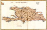 A Map of the Island of St. Domingo (Hispaniola)