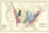 A Geological Map of the United States